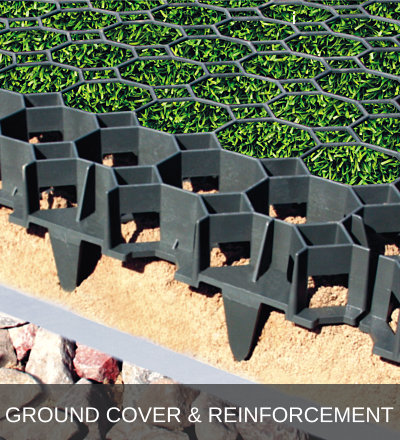 True Products Ground Cover and Reinforcement